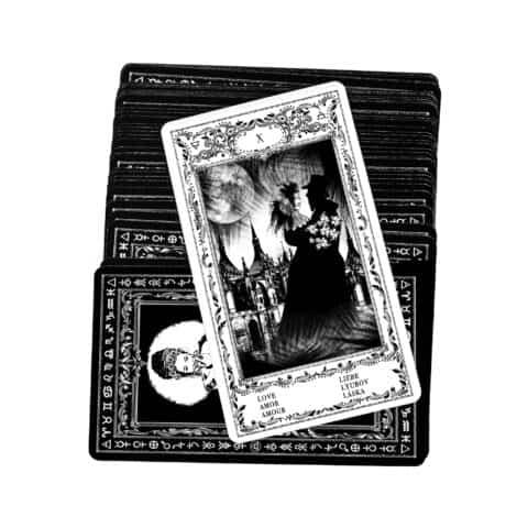 Böhmische Zigeuner Orakelkarten I. Evina-Karten (2)