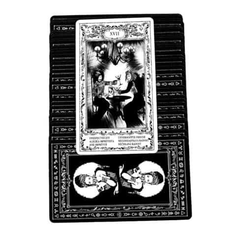 Cartes de l'oracle tsigane de Bohème I. Cartes d'Evina (4)