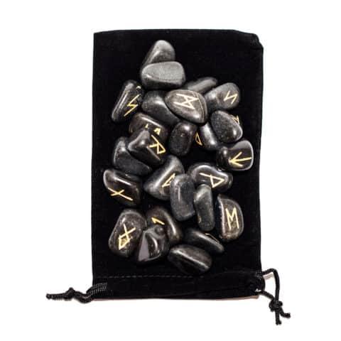 Déesse-Freya-Rune-Cards-25-Runes-Cards + 25-Rune-Stones-Evina-Cards-4