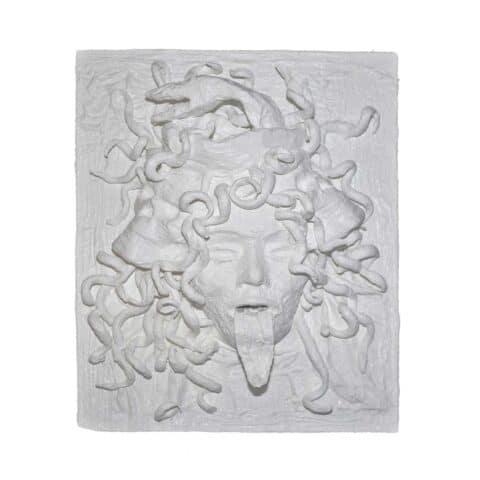 """Work of art. Wall decor """"Spiritual Protector""""-Evina-Schmidova (29)"""